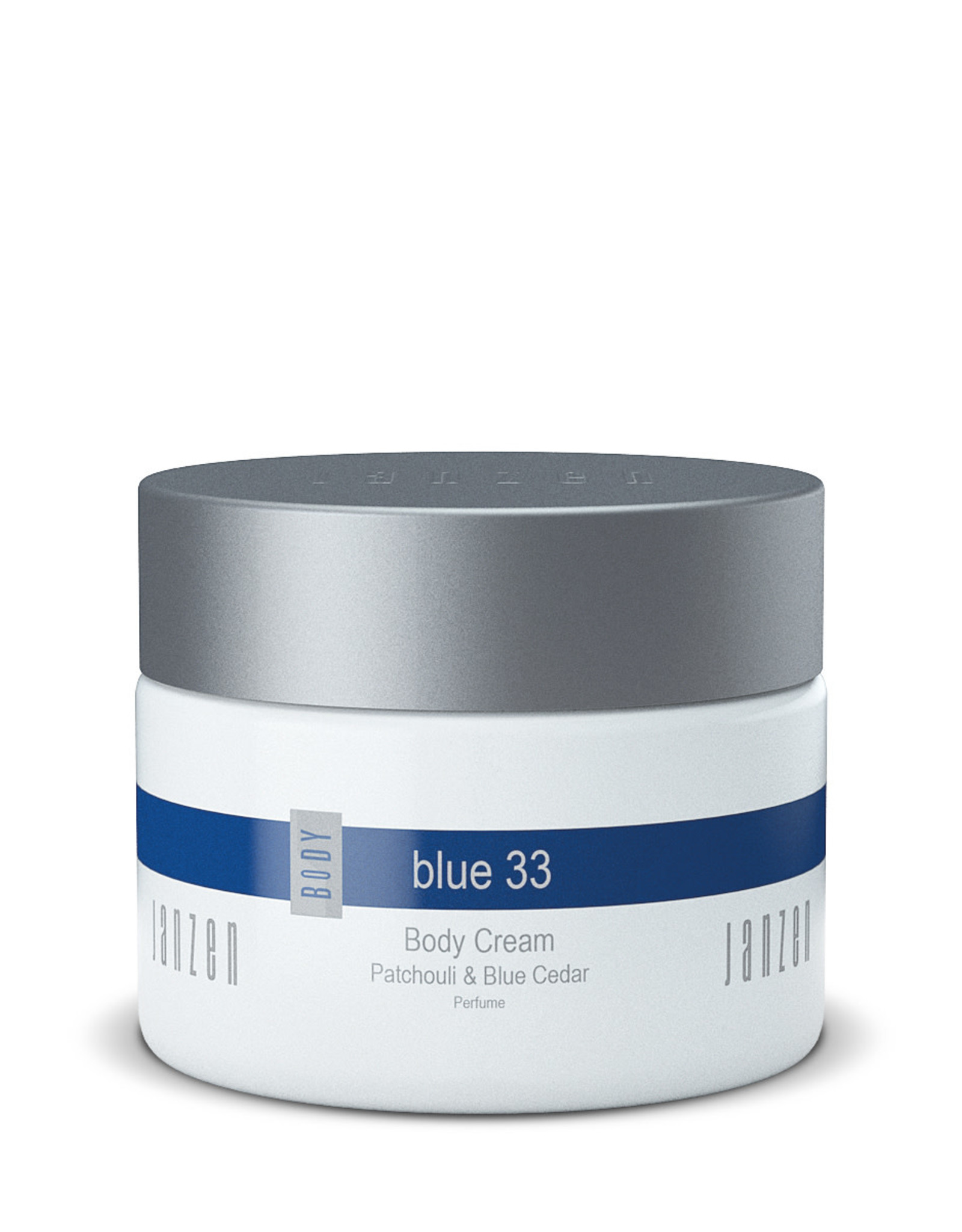 JANZEN Body Cream Blue 33 300ml - JANZEN
