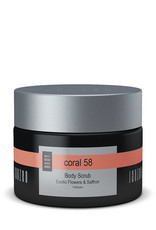 JANZEN Body Scrub Coral 58 300ml - JANZEN