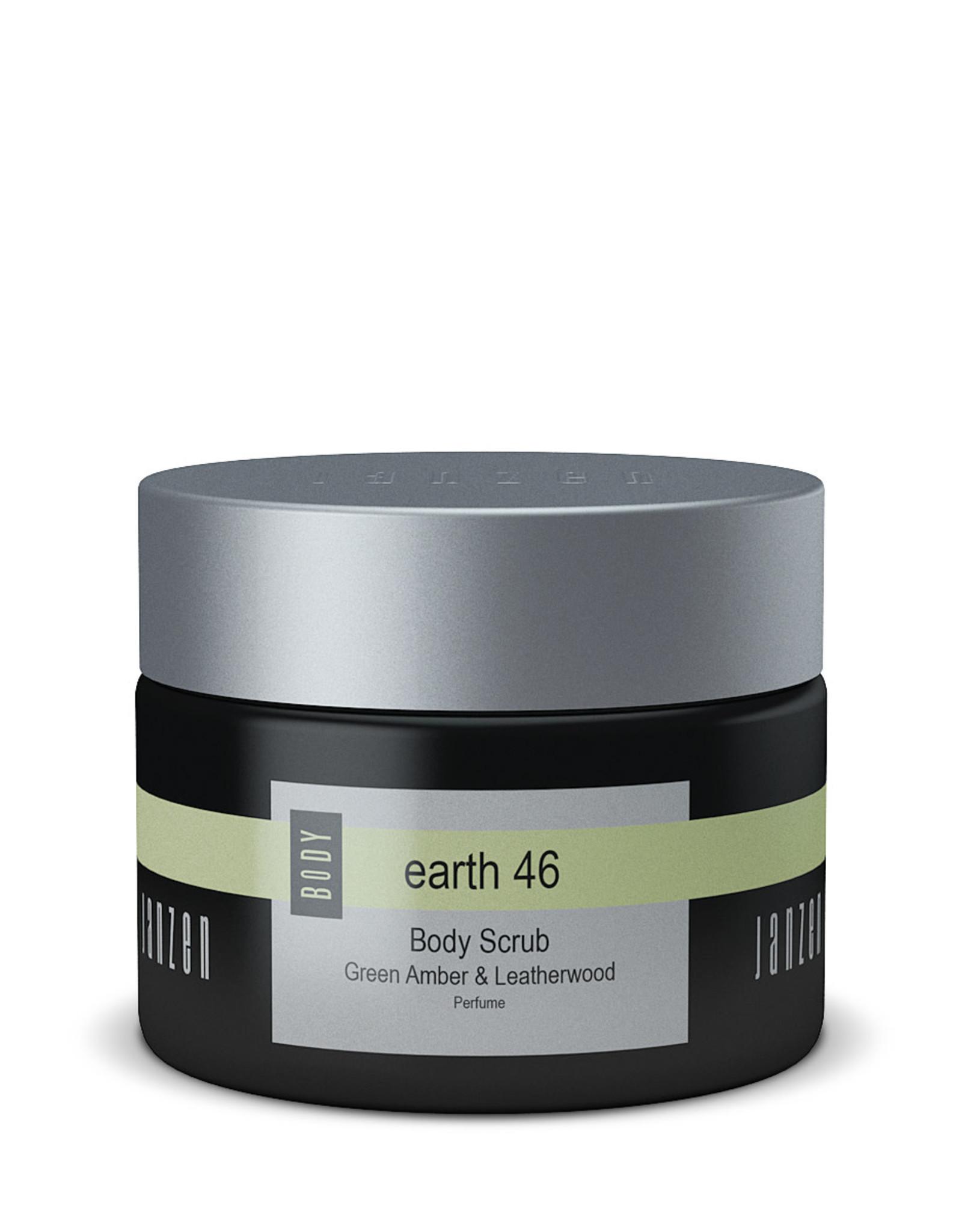 JANZEN Body Scrub Earth 46 300ml - JANZEN