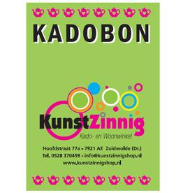 Kadobon 7,5 Euro