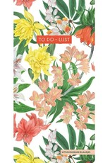 To Do - Lijst Tropical Flowers - Deltas