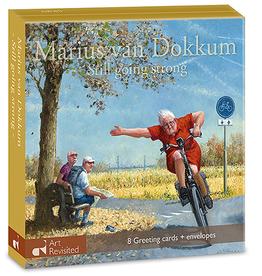 Kaartenmapje Marius van Dokkum - Still going Strong