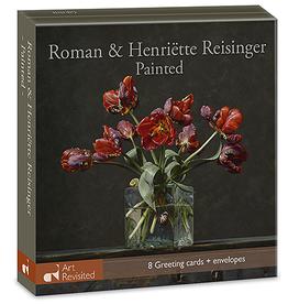 Kaartenmapje Roman & Henriëtte Reisinger - Painted