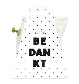 LIV 'N TASTE Super Bedankt - TeaBrewer Gift