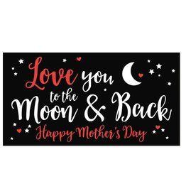 Love You to the Moon & Back.. - Wenskaart