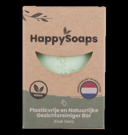 HappySoaps Gezichtsreiniger Bar  Aloë Vera - HappySoaps