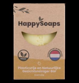 HappySoaps Gezichtsreiniger Bar  Kamille - HappySoaps