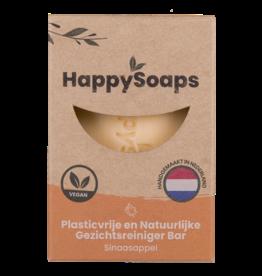 HappySoaps Gezichtsreiniger Bar  Sinaasappel - HappySoaps