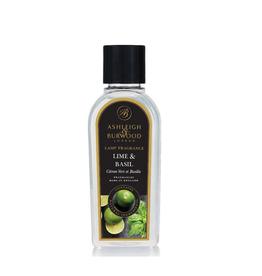 Ashleigh & Burwood Lime & Basil 250ml Geurlampolie - Ashleigh & Burwood