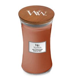 """WoodWick Kaars WoodWick """"Chilli Pepper Gelato"""" Large - WoodWick"""