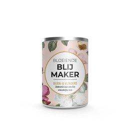 Groei & Bloei Bloeiende Blijmaker Bloemenzaden Bijen en Vlindermix