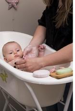 HappySoaps Baby Shampoo en Body Wash Bar Aloë You Vera Much - HappySoaps
