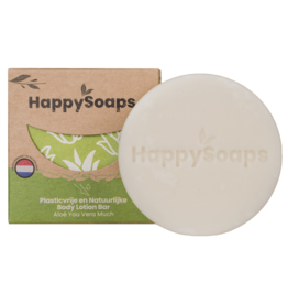 HappySoaps Body Lotion Bar Aloë Vera Much - HappySoaps