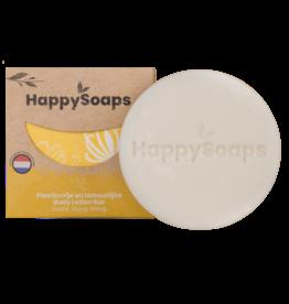 HappySoaps Body Lotion Bar Exotic Ylang Ylang - HappySoaps
