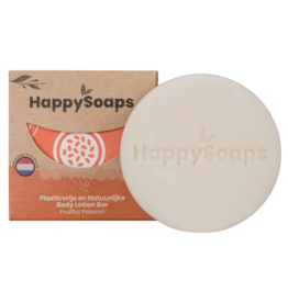HappySoaps Body Lotion Bar Fruitfull Passion - HappySoaps