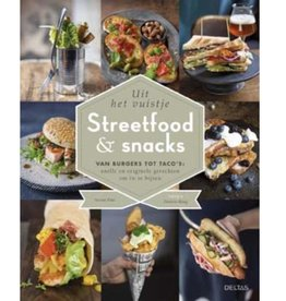 Deltas Streetfood & Snacks Uit het Vuistje - Stevan Paul