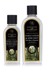 Ashleigh & Burwood White Cedar & Bergamot 250ml Geurlampolie - Ashleigh & Burwood