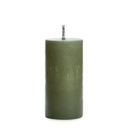 Rustik Lys Buiten PilaarKaars 10x20cm Stone - Rustik Lys