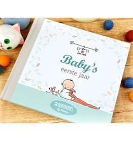 Pauline Oud Memorybooks by Pauline - Baby's eerste Jaar