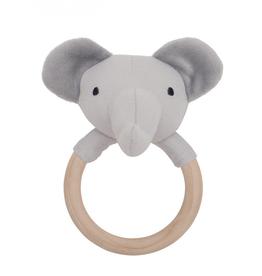 JaBaDaBaDo Ring Rammelaar Olifant (11cm) - JaBaDaBaDo