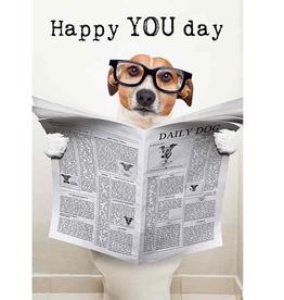 Happy You Day - Wenskaart