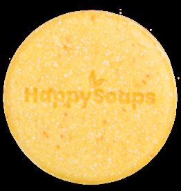 HappySoaps Exotic Ylang Ylang Shampoo Bar 70gram - HappySoaps