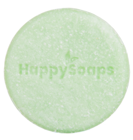 HappySoaps Fresh Bergamot Shampoo Bar 70gram - HappySoaps