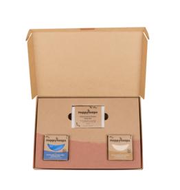 HappySoaps Giftbox Medium Tropical Sensation - HappySoaps