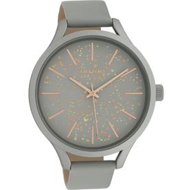 OOZOO Horloge C10088 44mm Steengrijs - OOZOO