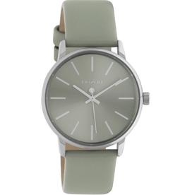 OOZOO Horloge C10723 grijs 36mm - OOZOO