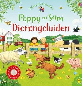 Poppy en Sam Dierengeluiden - Usborne