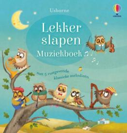 Lekker Slapen Muziekboek - Usborne