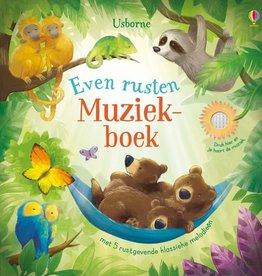 Even Rusten Muziekboek - Usborne