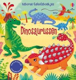 Dinosaurussen Geluidenboek - Usborne
