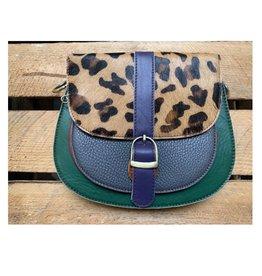 Booming Bags Zadeltasje 22x18cm met Schouderband ZS003 - Booming Bags
