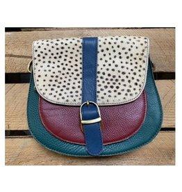 Booming Bags Zadeltasje 22x18cm met Schouderband ZS004 - Booming Bags