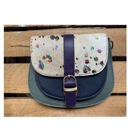 Booming Bags Zadeltasje 22x18cm met Schouderband ZS006 - Booming Bags