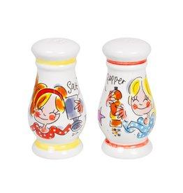 """Blond Amsterdam Peper & Zout Stel """"Even Bijkletsen"""" - Blond Amsterdam"""