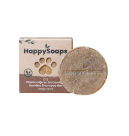 HappySoaps Honden Shampoo Bar Lange Vacht - HappySoaps
