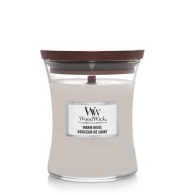 """WoodWick Kaars WoodWick """"Warm Wool"""" medium - WoodWick"""