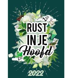 Scheurkalender 2022 Rust in je hoofd