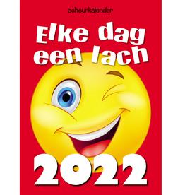 Scheurkalender 2022 Elke dag een Lach