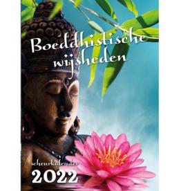 Scheurkalender 2022 Boeddhistische Wijsheden