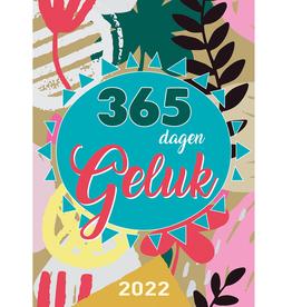 Scheurkalender 2022 365 dagen Geluk