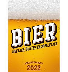 Scheurkalender 2022 Bier