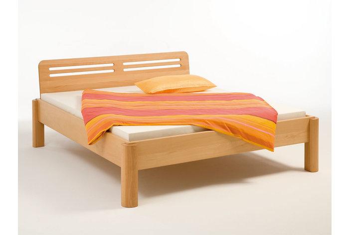 Massief houten bed Sopra (hout: beukenhout)