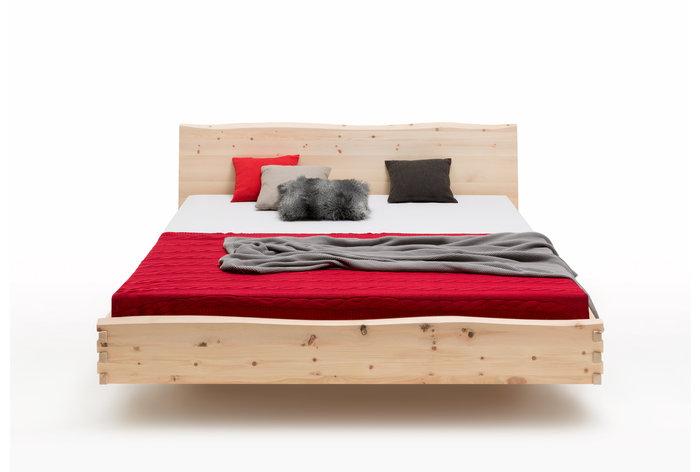 Heerlijk aromatisch zirben hout voor 'Alpen effect'