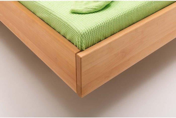 Rechte lijnen geven bed Heerenveen een prachtig design in de slaapkamer