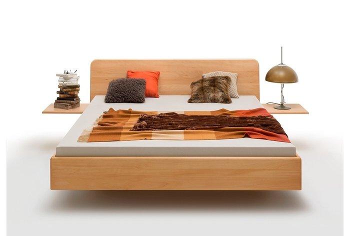 Aanhang nachtkastjes (massief beukenhout) tegen meerprijs verkrijgbaar