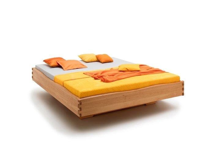 Massief houten bed Amsterdam (hout: beukenhout)